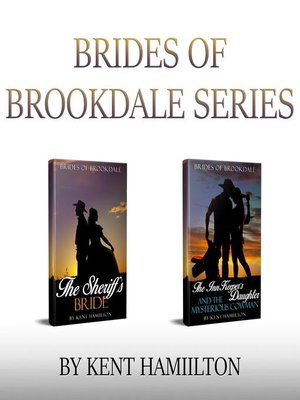 cover image of Brides of Brookdale-Box book 1-2