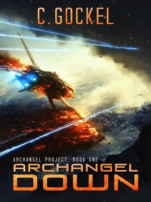 cover image of Archangel Down.