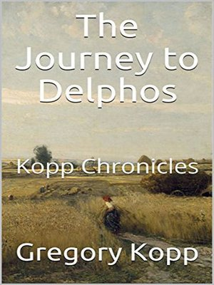 cover image of The Journey to Delphos