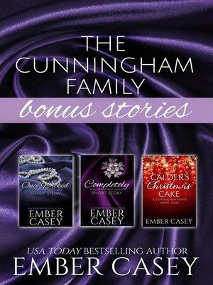 cover image of The Cunningham Family Bonus Stories