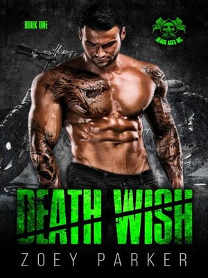 cover image of Death Wish (Book 1)