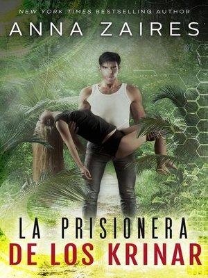 cover image of La Prisionera de los Krinar
