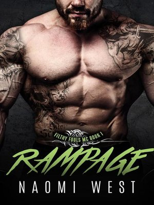 cover image of Rampage (Book 1)