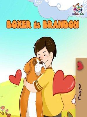 cover image of Boxer és Brandon