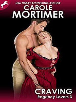 cover image of Craving (Regency Lovers 3)