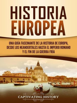 cover image of Historia Europea
