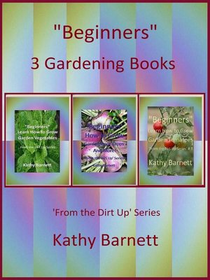 "cover image of ""Beginners""  3 Gardening Books"