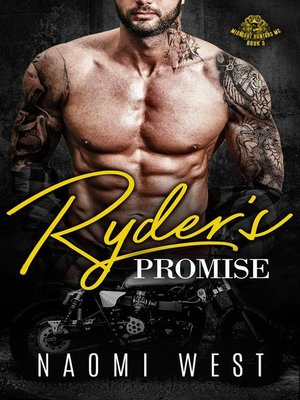cover image of Ryder's Promise