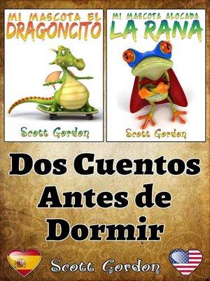 cover image of Dos Cuentos Antes de Dormir
