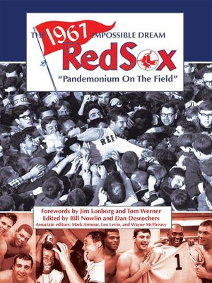 cover image of The 1967 Impossible Dream Red Sox