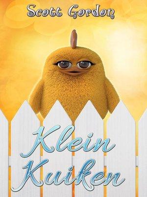 cover image of Klein Kuiken