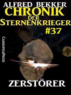 cover image of Chronik der Sternenkrieger 37