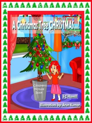 cover image of A Christmas Tree Christmas. Children's Picture Book.