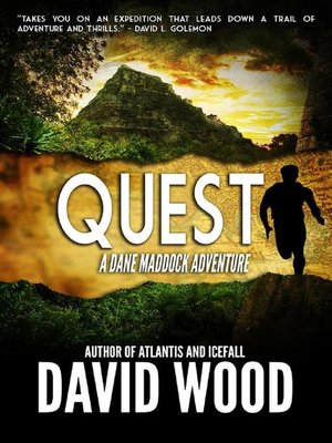 cover image of Quest- a Dane Maddock Adventure