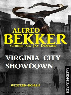 cover image of Virginia City Showdown