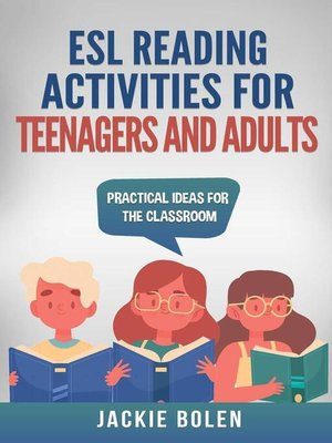 cover image of ESL Reading Activities for Teenagers and Adults