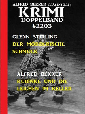 cover image of Krimi Doppelband 2203