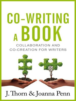 cover image of Co-writing a book