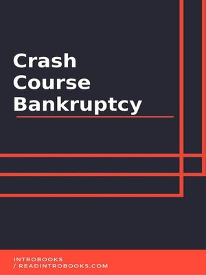 cover image of Crash Course Bankruptcy
