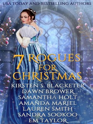 cover image of Seven Rogues for Christmas