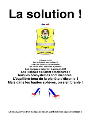 cover image of La solution