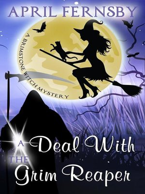 cover image of A Deal With the Grim Reaper