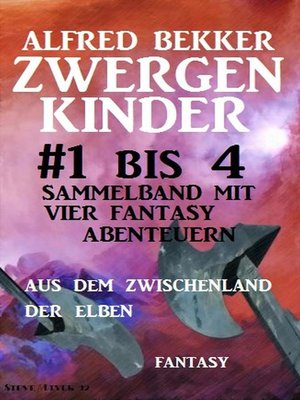 cover image of Zwergenkinder #1 bis 4