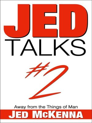 cover image of Jed Talks #2