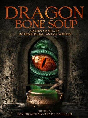 cover image of Dragon Bone Soup