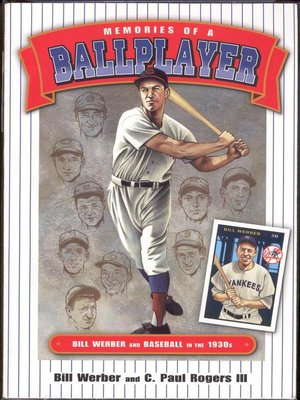 cover image of Memories of a Ballplayer