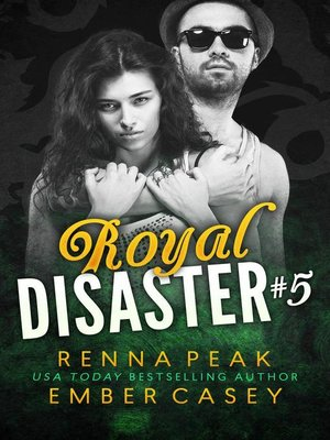 cover image of Royal Disaster #5