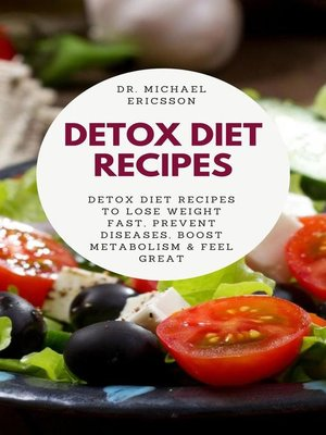 cover image of Detox Diet Recipes