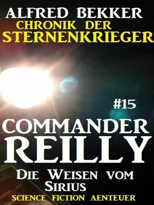 cover image of Commander Reilly #15