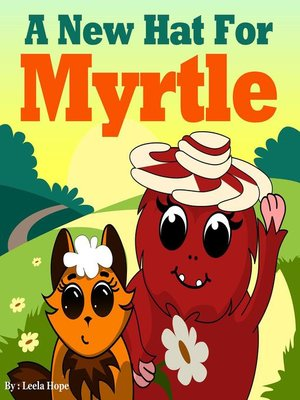cover image of A New Hat for Myrtle