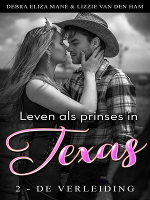 cover image of Leven als prinses in Texas (2--de verleiding)