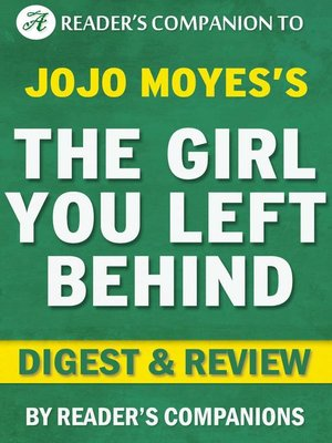 cover image of The Girl You Left Behind by Jojo Moyes | Digest & Review