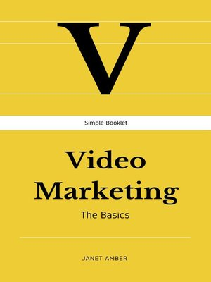 cover image of Video Marketing