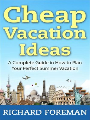 planning your perfect vacation