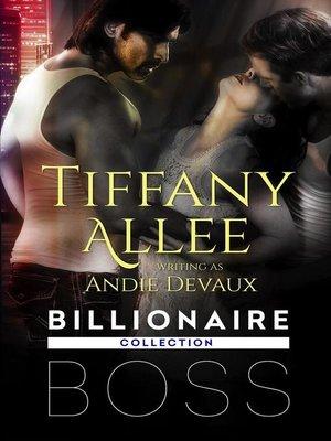 cover image of Billionaire Boss Series, #1