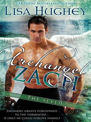 cover image of Archangel Zach (The Seven #3)