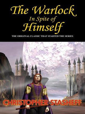 cover image of The Warlock in Spite of Himself