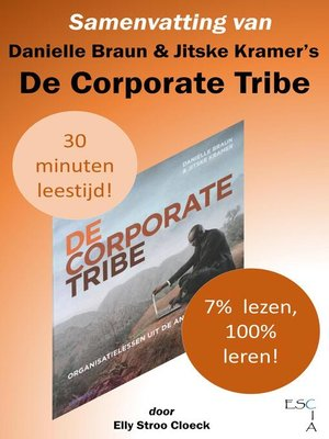 cover image of Samenvatting van Danielle Braun & Jitske Kramer's De Corporate Tribe