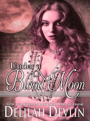 cover image of Under a Blood Moon