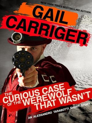 cover image of The Curious Case of the Werewolf That Wasn't
