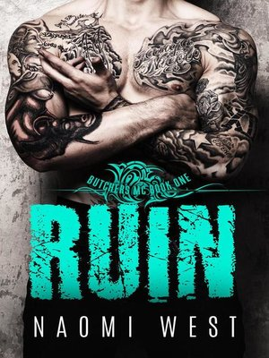 cover image of Ruin (Book 1)