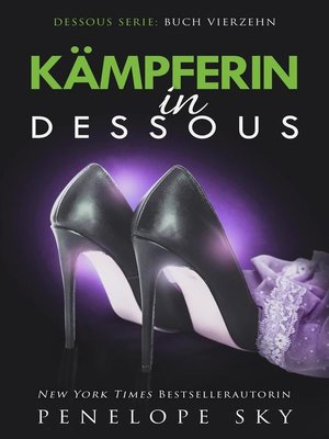 cover image of Kämpferin in Dessous