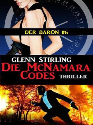 cover image of Die McNamara-Codes (Der Baron #6)