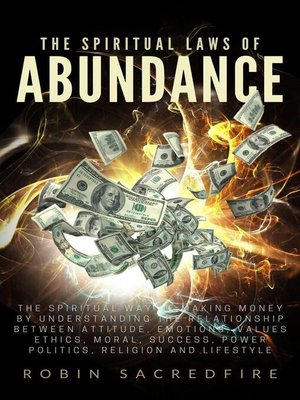cover image of The Spiritual Laws of Abundance