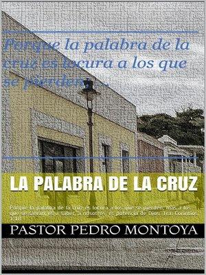 cover image of La Palabra de La Cruz