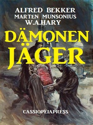 cover image of Dämonenjäger